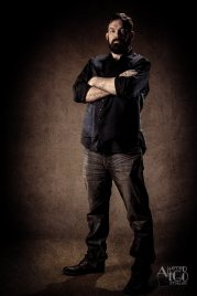Jeremy Bennett (Guitars); Photography by Altered Ego Images