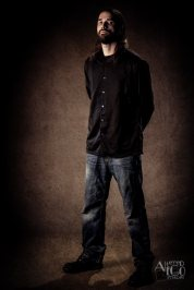Chris Peavy (Drums); Photography by Altered Ego Images