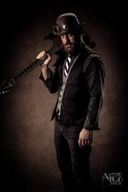 Brady Bowles (Guitars); Photography by Altered Ego Images