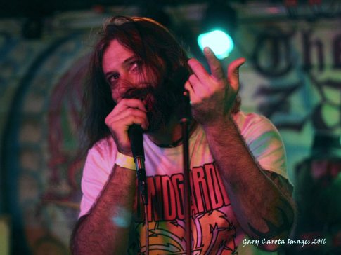 Josh Smith of Soapbox Arson @ The Wizard in Hickory, NC