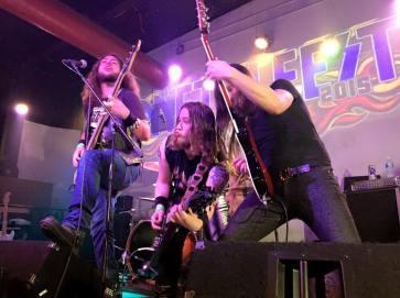 Knightmare at NC Metalfest