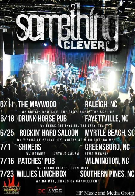 DAYBREAK TOUR 2016