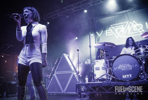 VERIDIA at The Fillmore. Photography by Rei Haycraft.