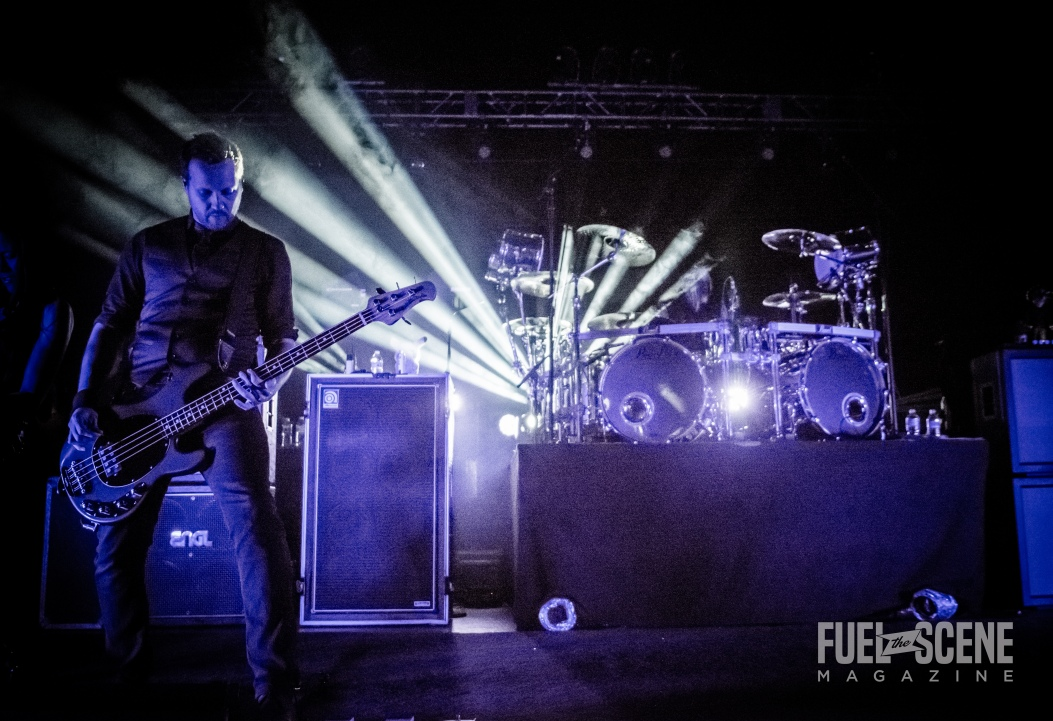 Evanescence at The Fillmore in Charlotte, NC. Photography by Rei Haycraft.