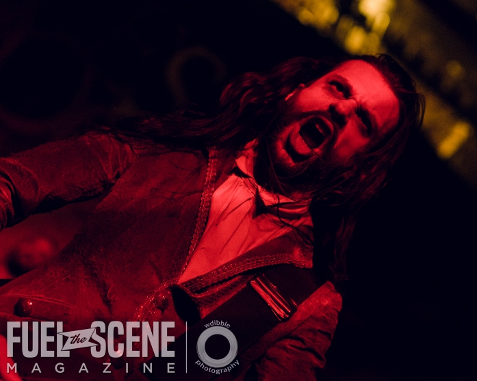 Fleshgod Apocalypse. Photography by WDibble Photography.