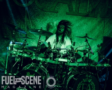 The Agonist. Photography by WDibble Photography.