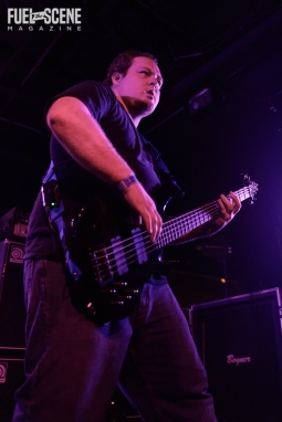 Nephilym at The Fillmore Underground. Photography by Kevin McGee.