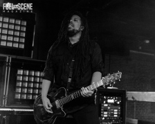 Nonpoint at The Fillmore Underground. Photography by Kevin McGee.