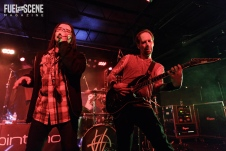 Weapons of Anew at The Fillmore Underground. Photography by Kevin McGee.