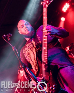 Skinkage at The Fillmore Underground in Charlotte, NC. Photography by William Dibble of Panfocal Photography.