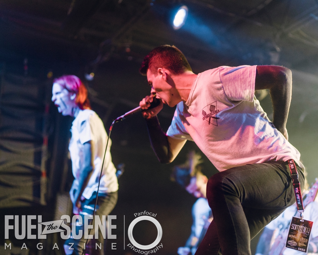 Vices & Vessels at The Fillmore Underground. Photography by William Dibble of Panfocal Photography.
