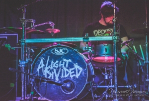 A Light Divided at The Blind Tiger in Greensboro, NC. Photography by Rei Haycraft of Revenant Images for Fuel The Scene Magazine.