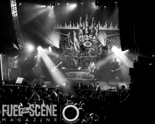 Arch Enemy 63 Monochrome