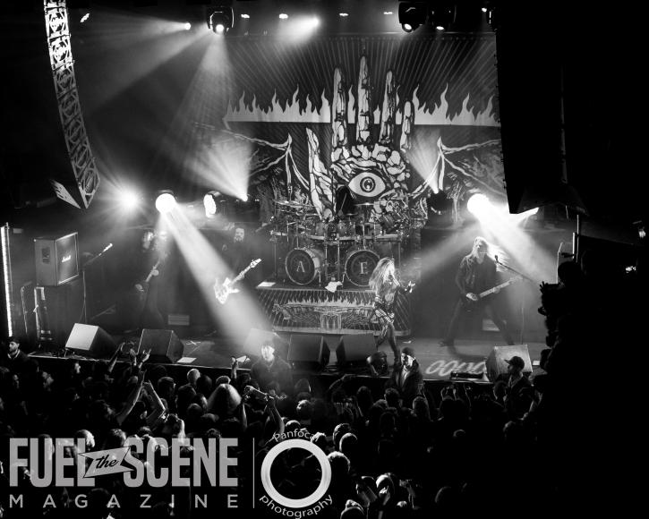 Arch Enemy 63 Monochrome