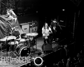 While She Sleeps 46 Monochrome