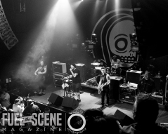 Reggie and the Full Effect live at Summit Music Hall on 23rd March, 2018