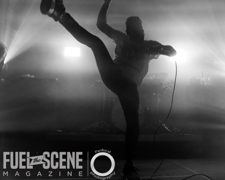 Senses Fail live at Summit Music Hall on 23rd March, 2018